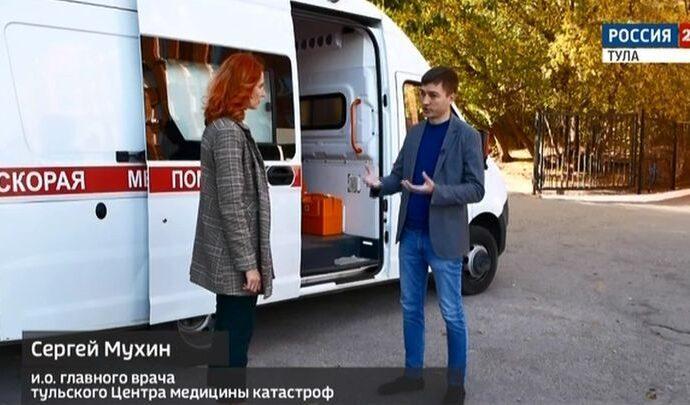 Интервью. Сергей Мухин