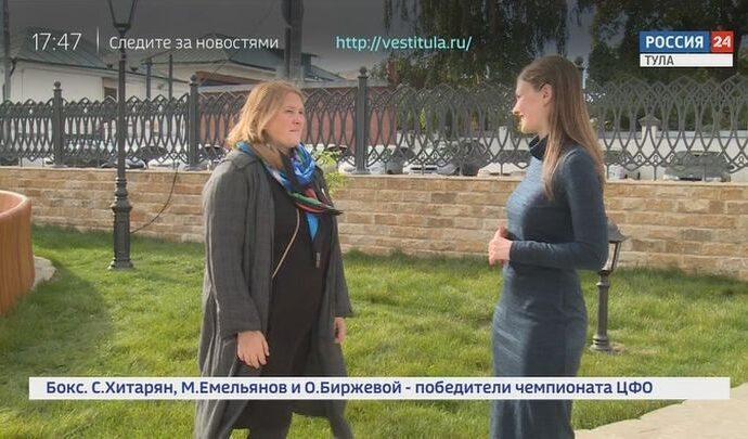 Интервью. Наталья Поленова