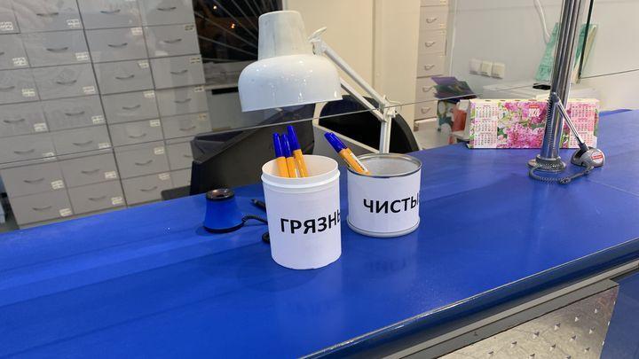 В тульских больницах появились «чистые» ручки