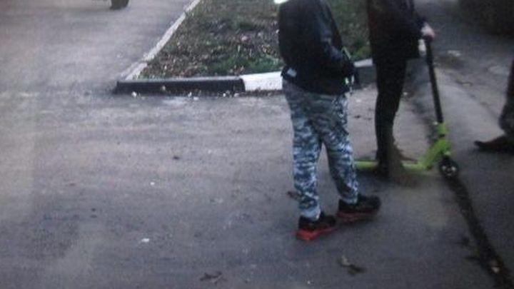 В Туле водитель «Мерседеса» сбил подростка на самокате