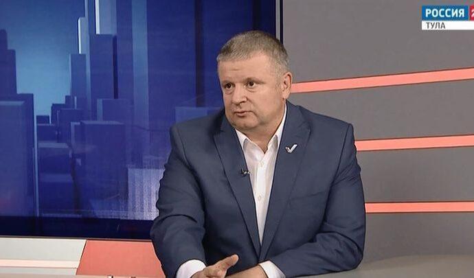 Интервью. Сергей Судницын