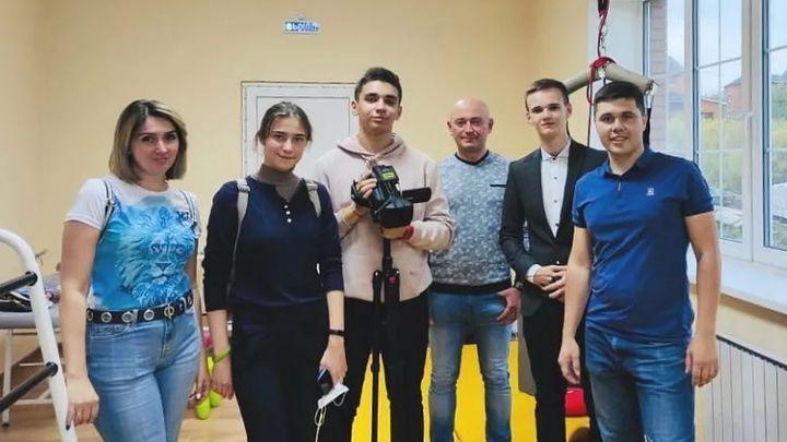Юные тульские телевизионщики победили в конкурсе «Взгляд в медиабудущее»