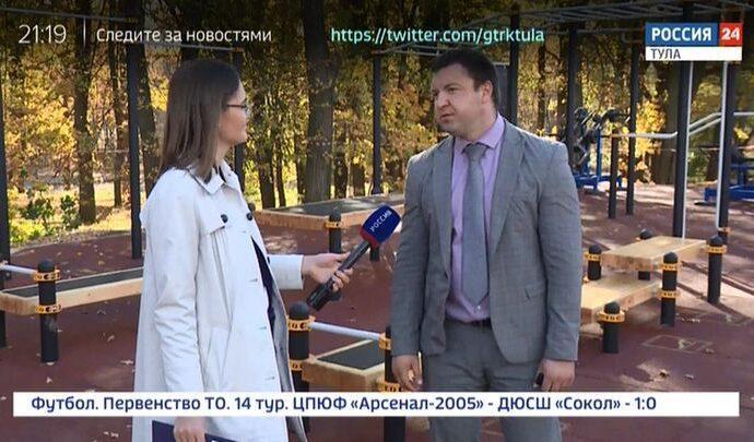 Интервью. Михаил Трунов