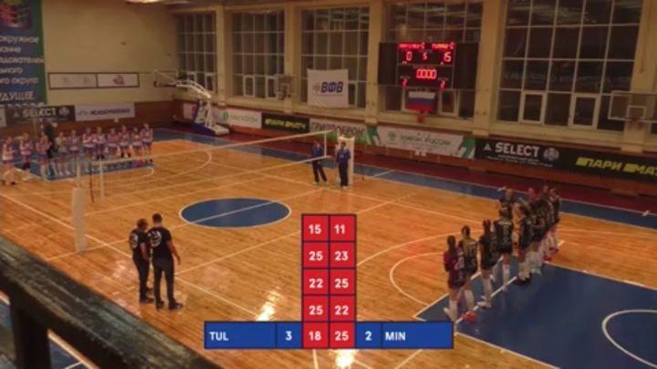 «Тулица-2» с победы стартовала в первенстве Молодёжной лиги