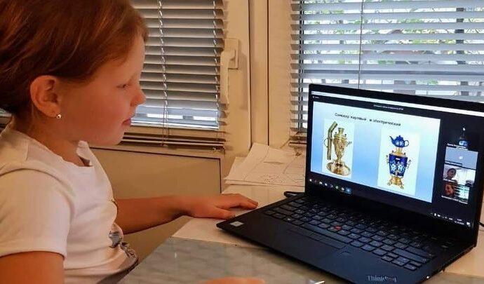 Московские школьники виртуально посетили Тулу