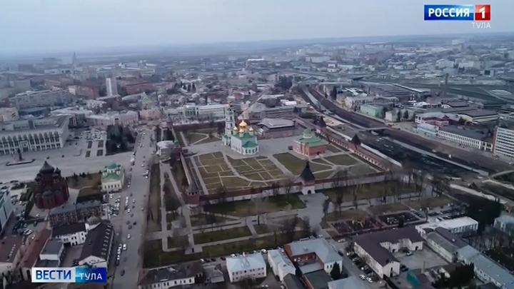 Тульский Центр информационных технологий отметили в столице