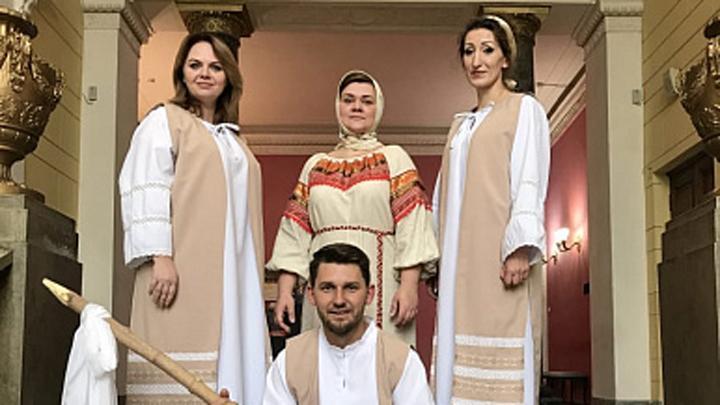Творческий коллектив из Щекина отметили на международном фестивале
