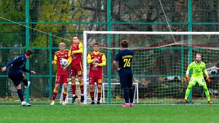 Молодёжка «Арсенала» не удержала победу над сверстниками из «Ростова»