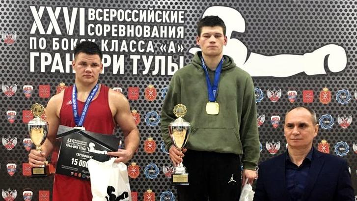 Тимур Гамзатов – победитель XXVI «Гран-при Тулы» по боксу