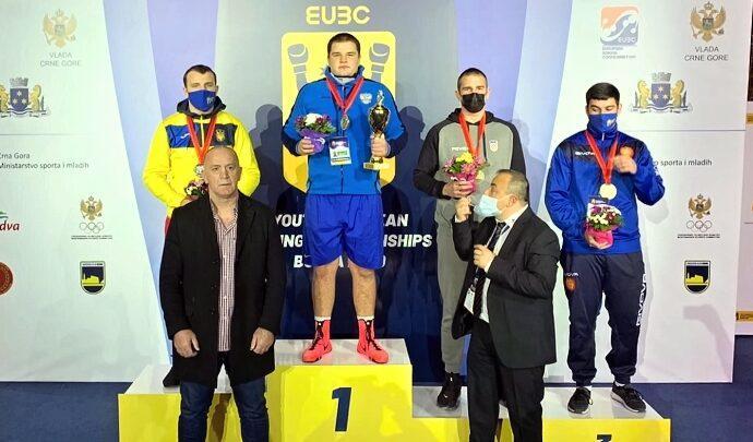 Тульский боксёр Иван Онищенко – победитель юниорского первенства Европы