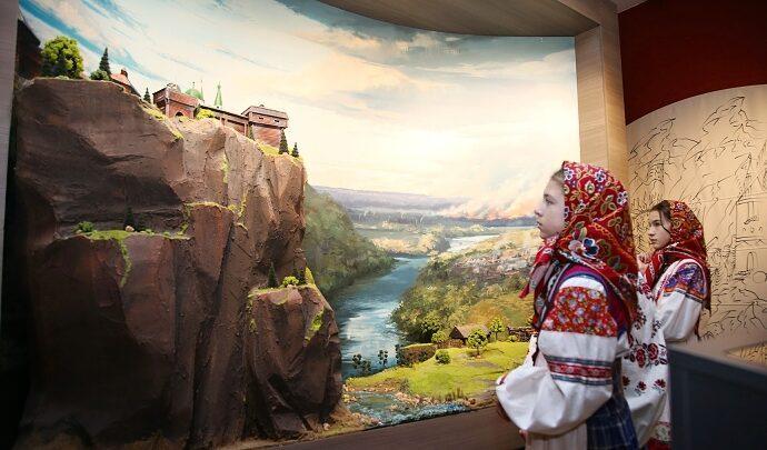 В Одоеве после капитального ремонта открылся краеведческий музей