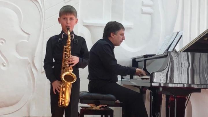 Щёкинских саксофонистов отметили на Всероссийском конкурсе