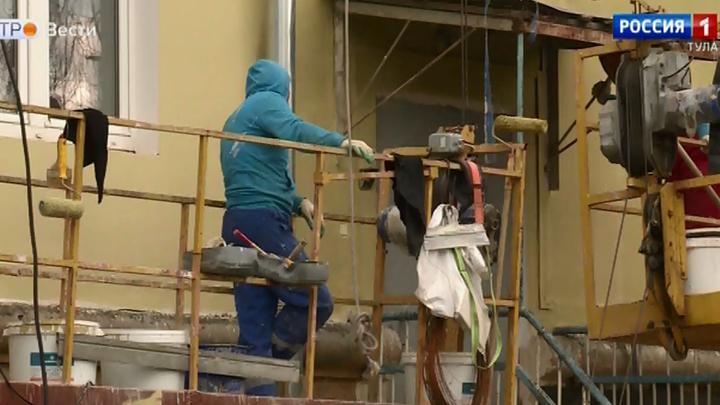 Работы по ремонту электроснабжения и кровли оказались в Алексине самыми востребованными