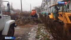 Жители двух районов Тульской области остались без воды