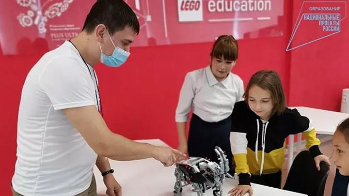 В Болохове школьники осваивают профессии будущего