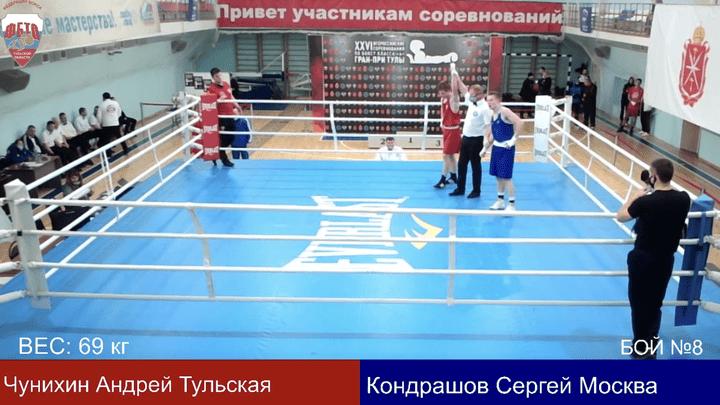 Трое тульских боксёров оспорят «золото» на «Гран-при Тулы»