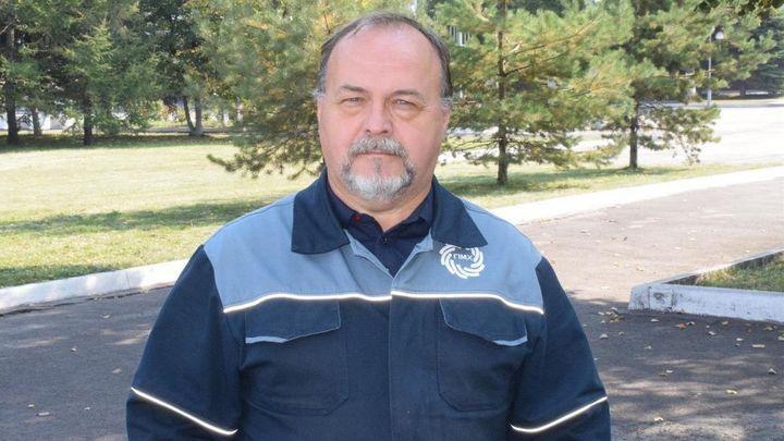 Туляк получил звание «Заслуженный эколог РФ»