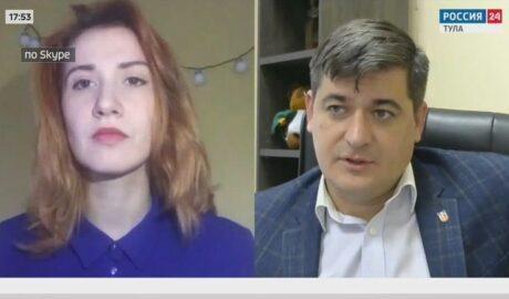 Интервью. Алексей Давлетшин