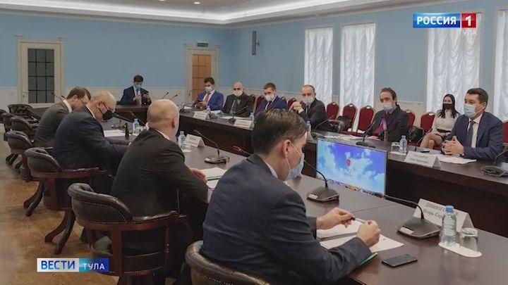 Тулу посетила делегация Бельгийско-Люксембургской Торговой Палаты в РФ