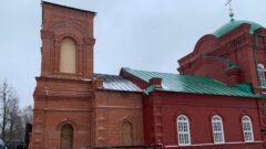 Древний храм в Узловском районе возрождают более 30 лет
