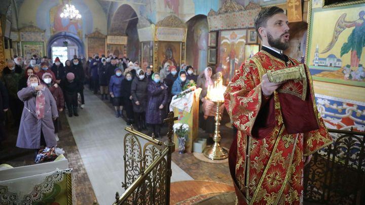 Туляки помолились о мире на Украине и Ближнем Востоке