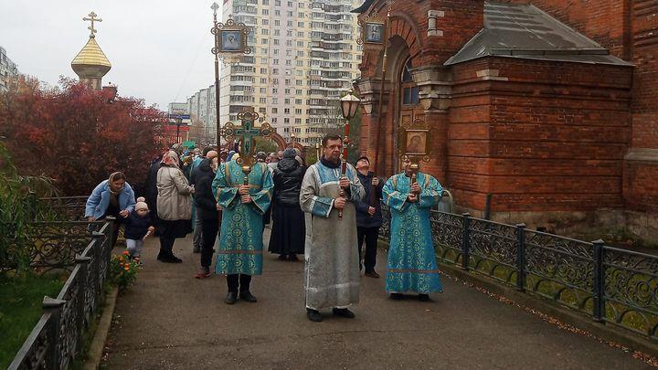 Тулякам рассказали о святых