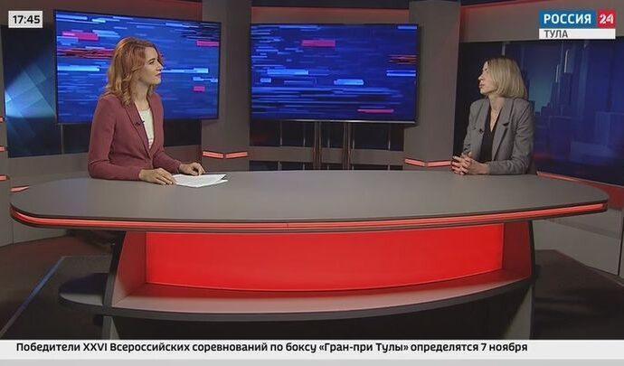 Интервью. Екатерина Шельдяева