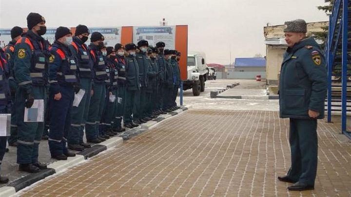 Тульские спасатели усилят группировку МЧС в Нагорном Карабахе