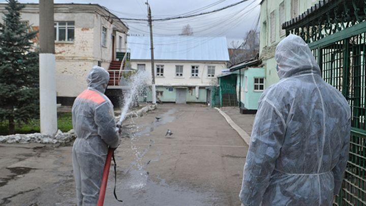 Как в тульских колониях идёт борьба с коронавирусом