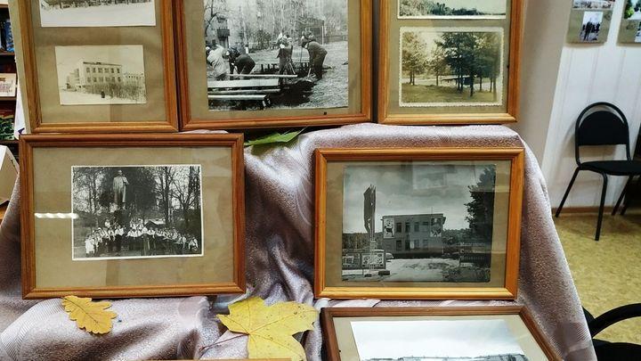В Туле открылась выставка ретрофото Косой Горы