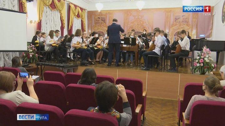 В тульской детской музыкальной школе имени Райхеля прошел концерт к столетнему юбилею музыканта