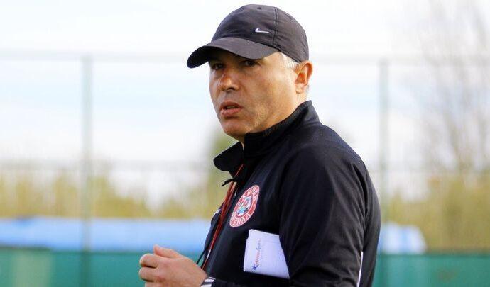 Сергей Подпалый вернулся в «Химик-Арсенал»