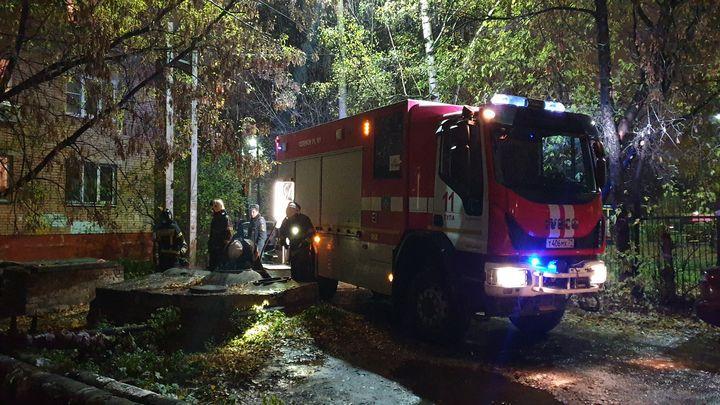 Пожар рядом с детской площадкой мог оставить туляков без тепла