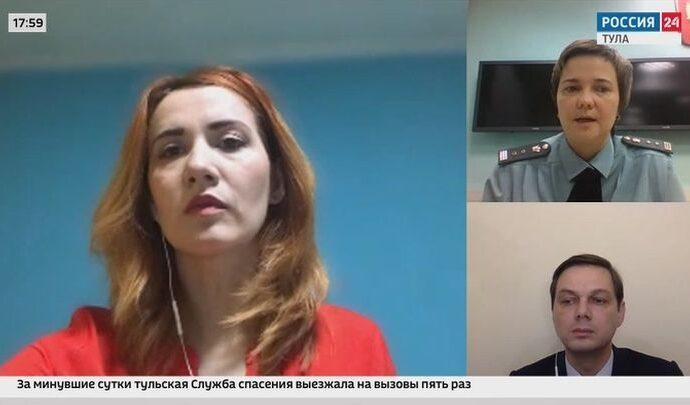 Интервью. Дмитрий Борискин, Елена Щербакова