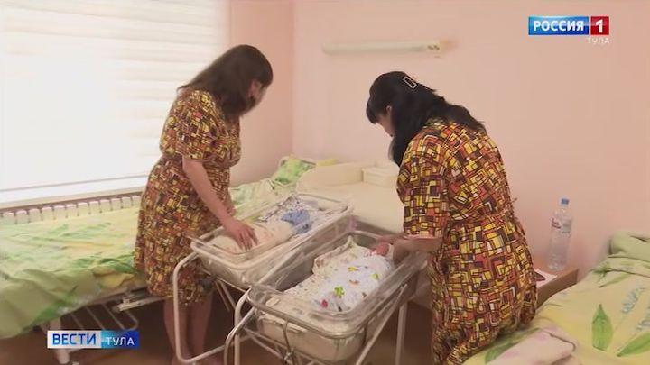 В Тульской области стартовал проект поддержки грудного вскармливания