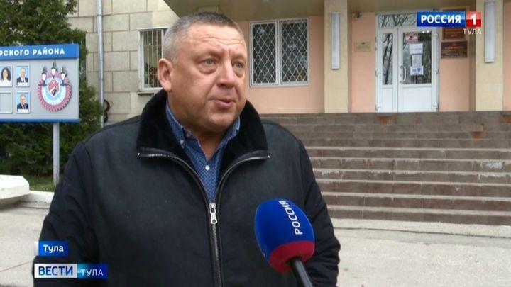 Сергей Шестаков назначен замом главы администрации Тулы