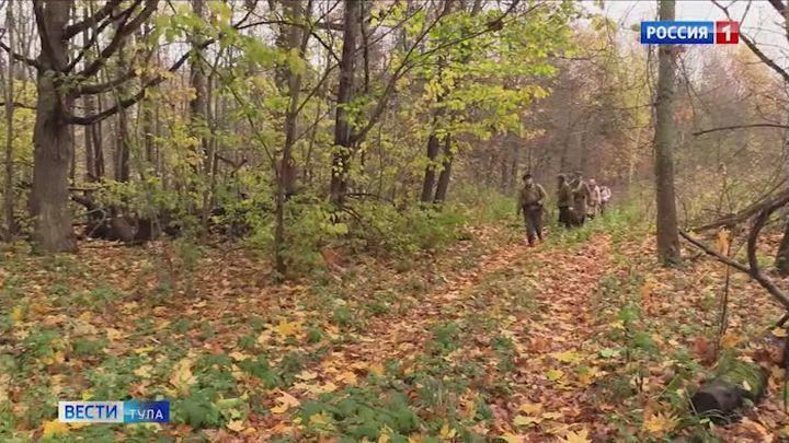 В Суворовском районе решили воссоздать тропу к партизанским землянкам