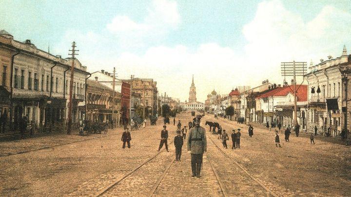 123 года назад в Тульской губернии жителей было больше, чем в столице