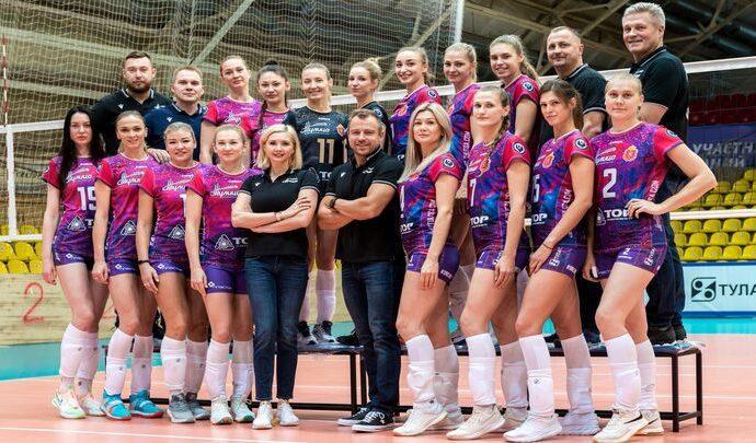 «Тулица» одержала первую победу в чемпионате Суперлиги