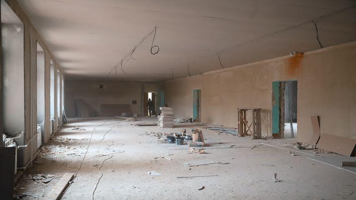 В Туле наращивают темпы строительства вечерней школы