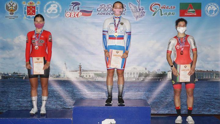 Тульские велогонщики завоевали «серебро» и три «бронзы» в третий день чемпионата России