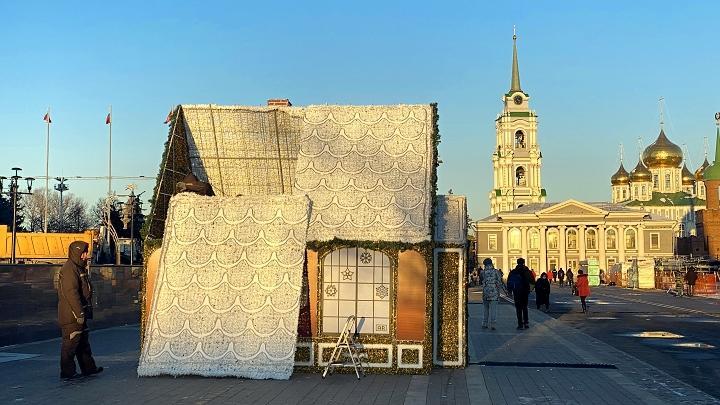 Пряничный домик в Туле
