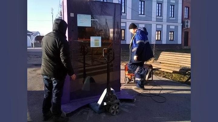 В Одоеве «прорубили» дверь в Москву
