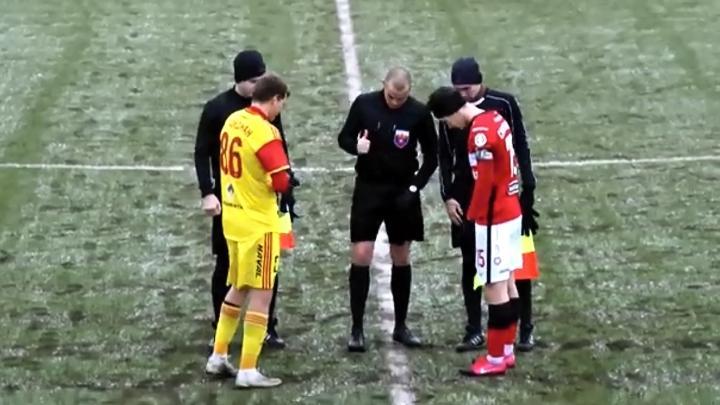 Молодёжка «Арсенала» проиграла «Спартаку»