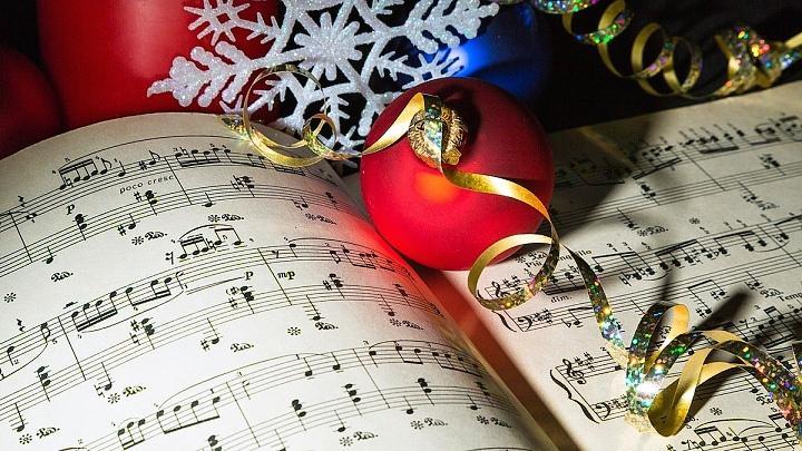 Новогодняя рождественская музыка