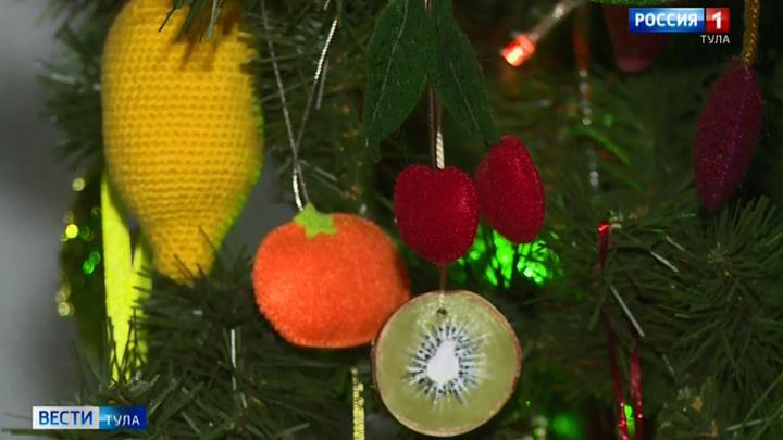 В музее-заповеднике «Куликово поле» стартовал конкурс ёлочных игрушек