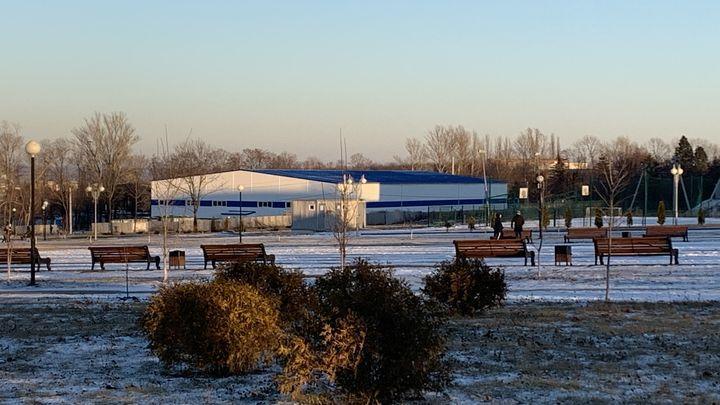 В январе 2021 года в Ефремове откроется Ледовый дворец