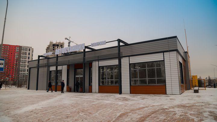 «Северная» и «Восточная»: в Туле завершено строительство автостанций