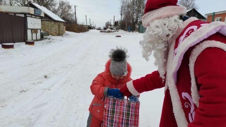В Тульской области стартовала акция «Новый год в каждый дом»