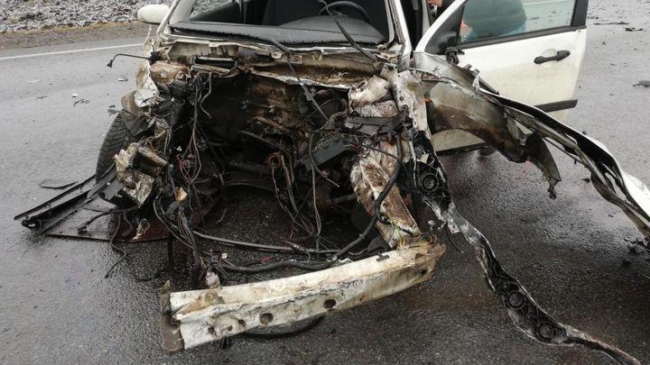 Мужчина погиб в ДТП с участием четырёх машин в Венёвском районе